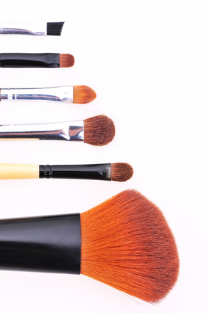 Makeup Brushes photo