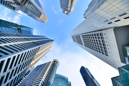 significantly: Central Business District in Singapore. Banking in Singapore is a service industry that has grown significantly in recent years. Singapore is home to over 200 banks. Editorial