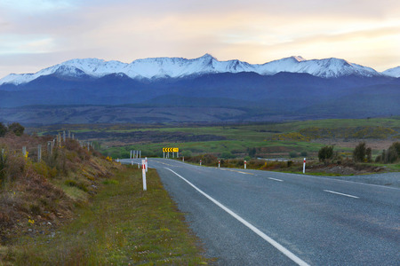 milford: Road 94 Te Anau- Milford Sound - South Island - New Zealand