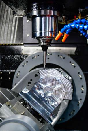 Blue capsule medicine pill production line, Industrial pharmaceutical concept. Reklamní fotografie