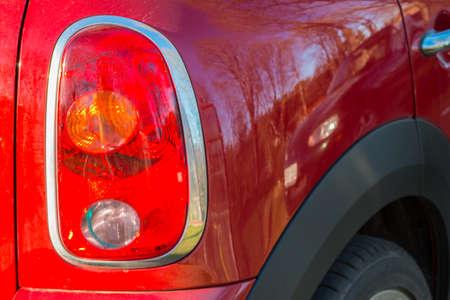 tail light: Tail light