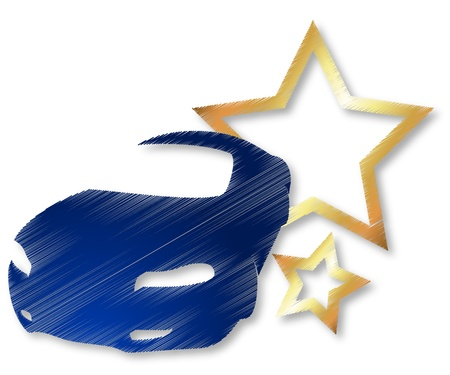 emblem design company car for business Stock Vector - 17422888