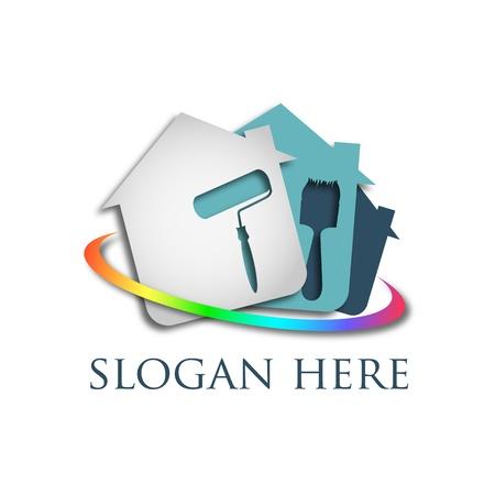Logo Design per le imprese, la pittura