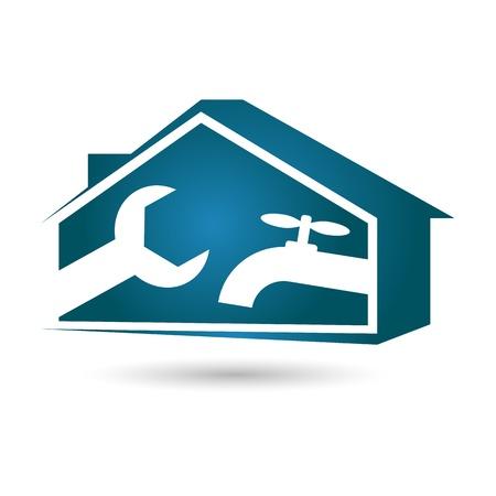 plumbing repair: repair plumbing design for the vector