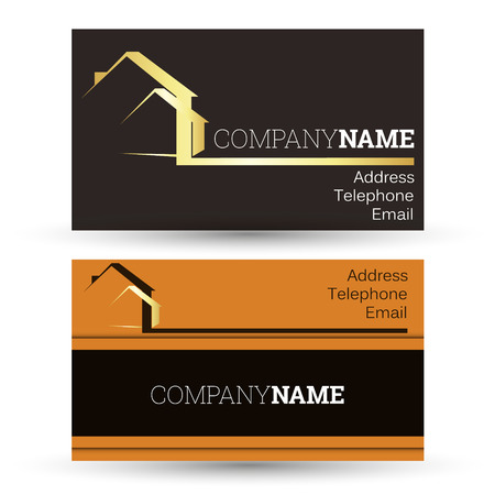 realtor: Construction and sale of housing, business card business