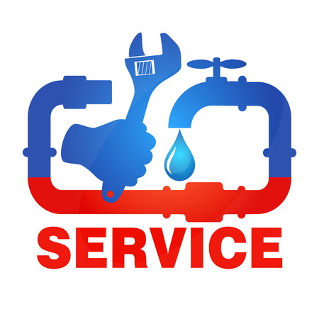 Plumbing service design for the vector