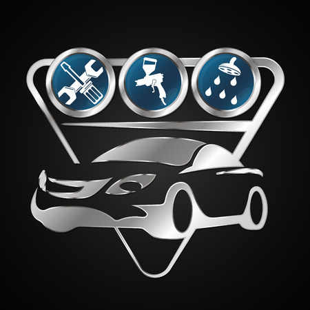 pulverizer: Repair and maintenance of cars, design for business