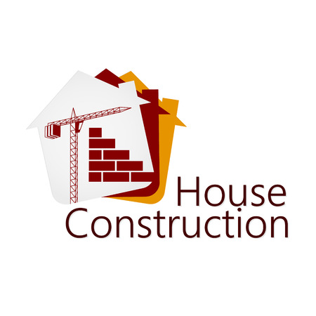 multistorey: Construction of buildings symbol for Business