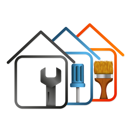 ツールでの家の修理