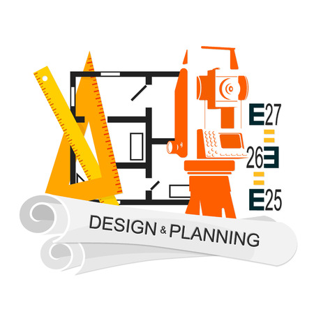 Planning and design of a housing symbol for business