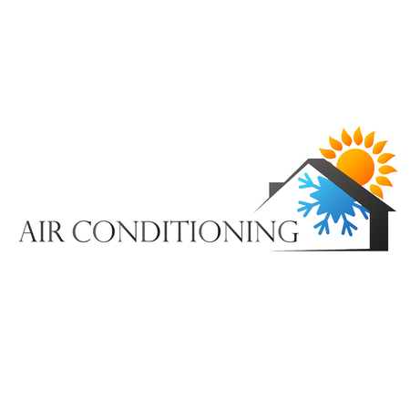 Air conditioning and ventilation of the house