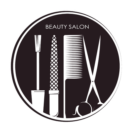 Beauty salon and manicure design for business