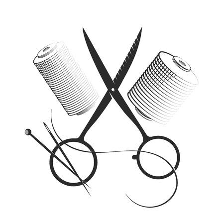 Ensemble de couture et de coupe