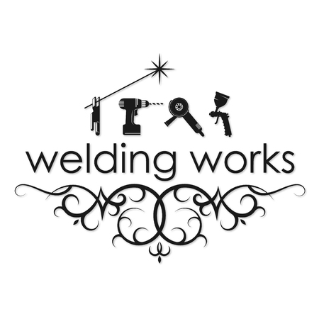 Welding design work