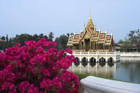 pa: Bang Pa In Summer Palace Bangkok Thailand