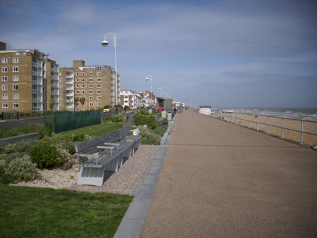 seafront: Bexhill Seafront