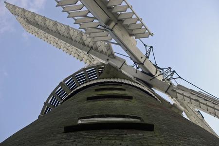 woodbridge: Buttrums Windmill Woodbridge