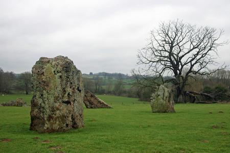 stone circle: Stanton Drew Stone Circle
