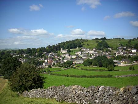 derbyshire: Brassington village, Derbyshire