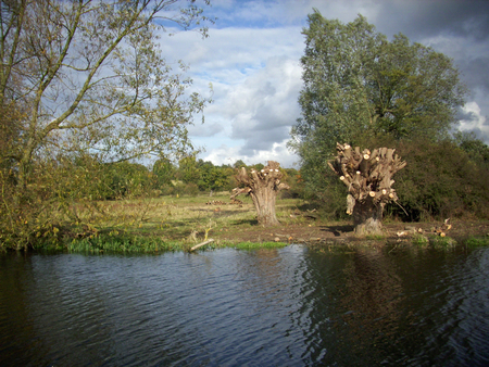 constable: River Stour in Suffolk