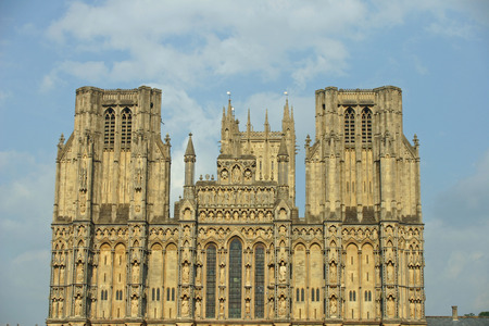 mediaeval: Towers at Wells Cathedral