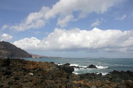 lanzarote: Lanzarote coast
