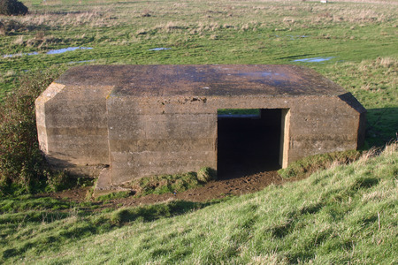 pillbox: World War 2 Pillbox