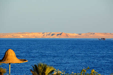 sharm el sheik: Tiran Island
