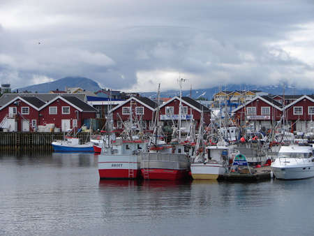 bod: Habor Bod� Norway Stock Photo