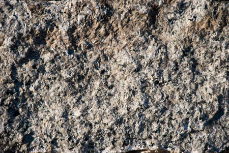 Old weathered and textured rock close up Reklamní fotografie
