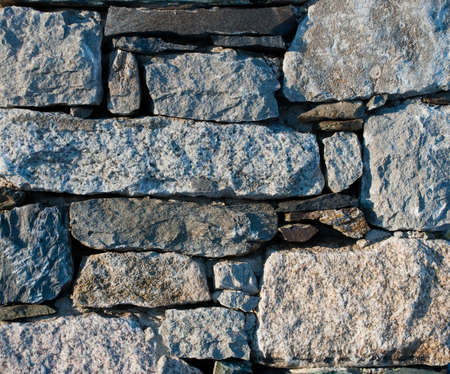 Rock wall close up