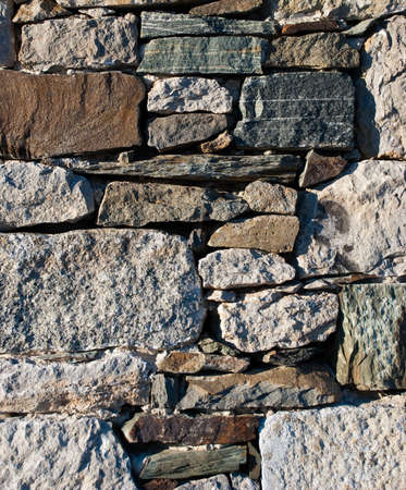 Stacked textured rocks Imagens