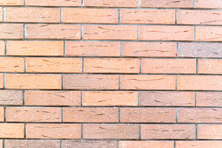 home interiors: Plastic artificial red brick wall decoration for home interiors