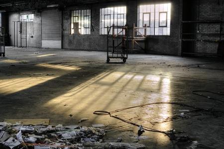 deserted: Old Deserted Factory