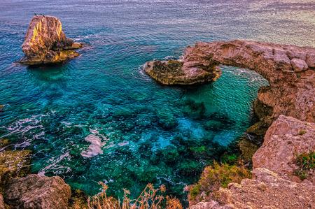 cave's: Sea caves ayia napa - cyprus