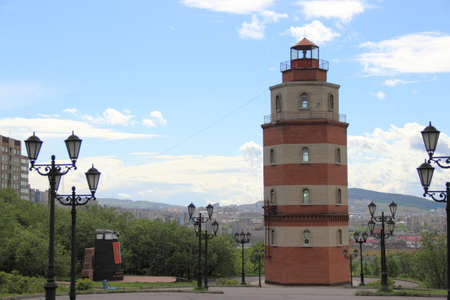 beacon: Murmansk beacon