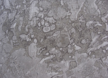 spat: unusual gray stain , spot grunge pattern on surface