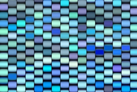 abstract 3d render multiple blue purple backdrop pattern photo