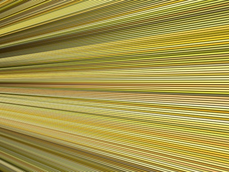3d yellow color abstract striped backdrop render photo