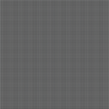 multitude: multiple silver chrome 3d grid cloth like pattern backdrop