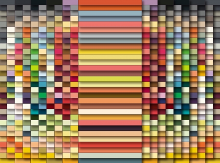 abstract pattern rainbow color surface backdrop Stock Photo - 16255845