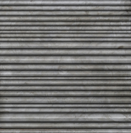 cold pack: 3d render abstract gray striped backdrop Stock Photo