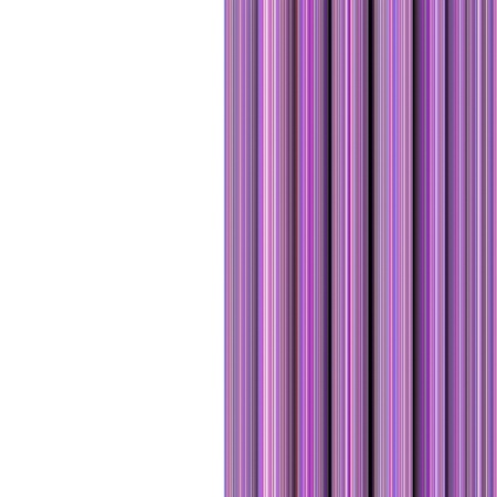 3d orange purple pink cable shape backdrop Stock Photo - 18706676