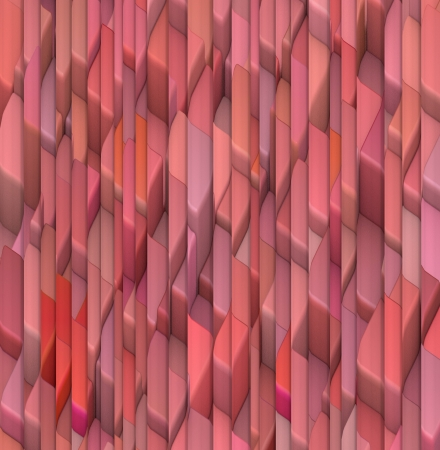 fragmented: abstract red pink backdrop fragmented Stock Photo