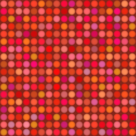 multiple: background with sphere in multiple color