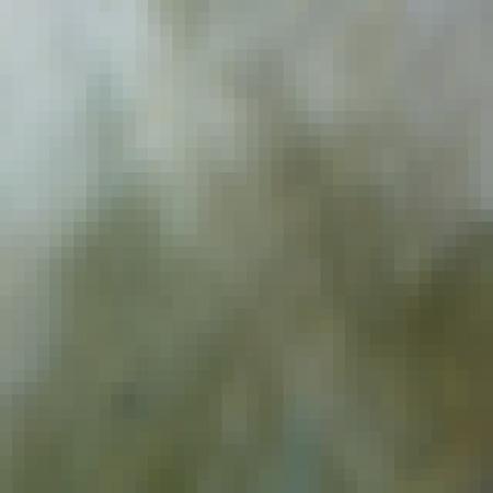 murky: pixel hazy blur green gray light effect background Illustration