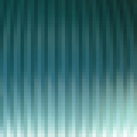 transition: pixel gradient blue to white transition background