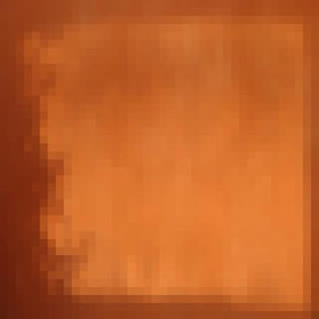 light and shadow: orange pixel gradient grunge light shadow effect