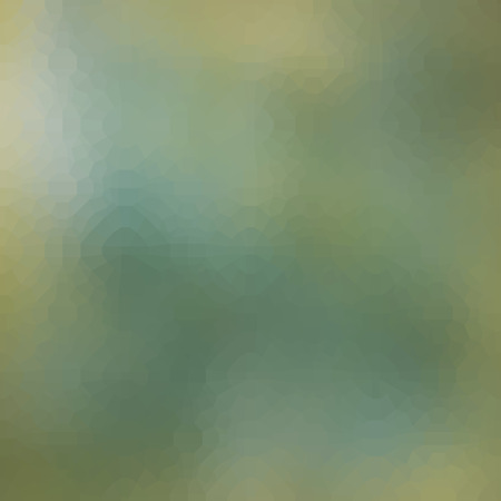 murky: abstract cloudy green yellow blue background Illustration