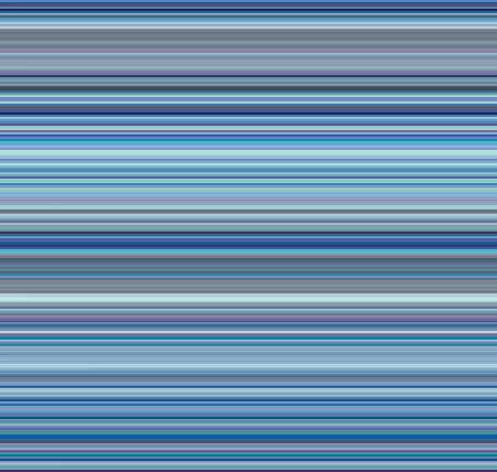 varied: tube striped background in many shades of blue